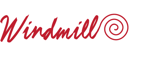 The Windmill Mobile Retina Logo